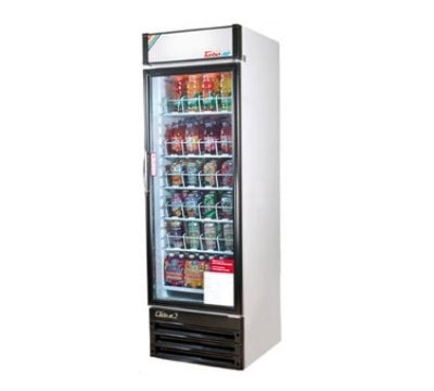 Turbo Air TGM-22RV Refrigerated Merchandiser With 1-Section & Glass Door