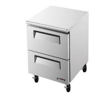 Turbo Air TUF-28SD-D2-N Under counter Freezer With 2-Drawers