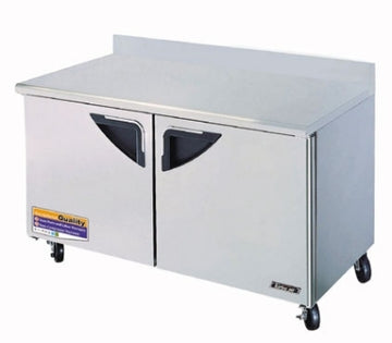 Turbo Air TWF-60SD Worktop Freezer With 2-Doors