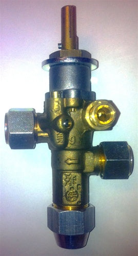 Gas Tandoor Safety Valve for Shaan Tandoor Clay Oven
