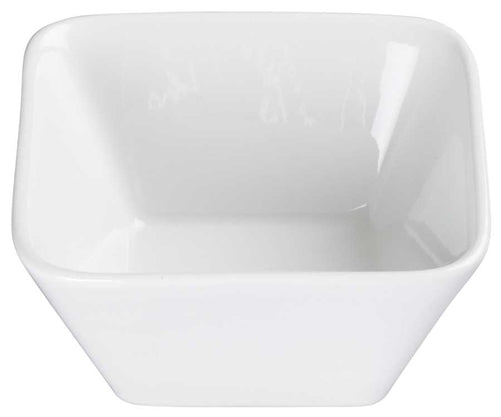 Winco WDP008-101 Square Bowl 4-1/2""