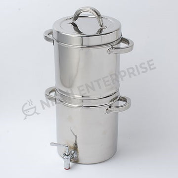 South Indian Style Madras filter coffee maker - 5 Litre
