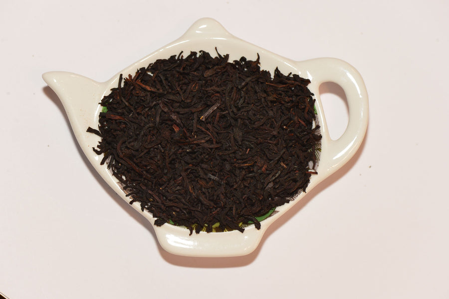 Black tea 'earl grey'