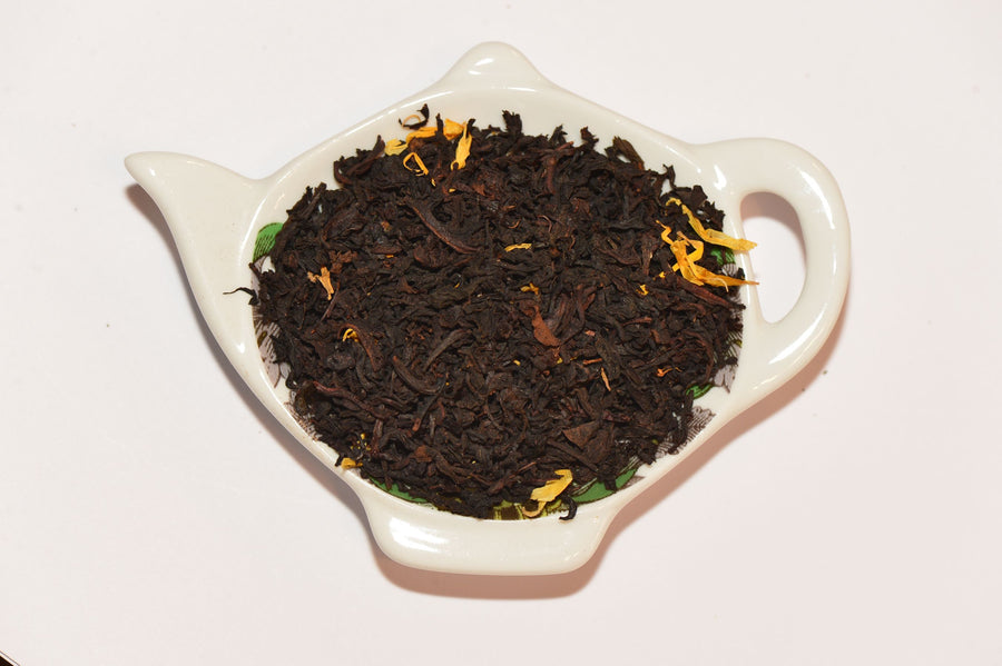 Black tea 'mango'