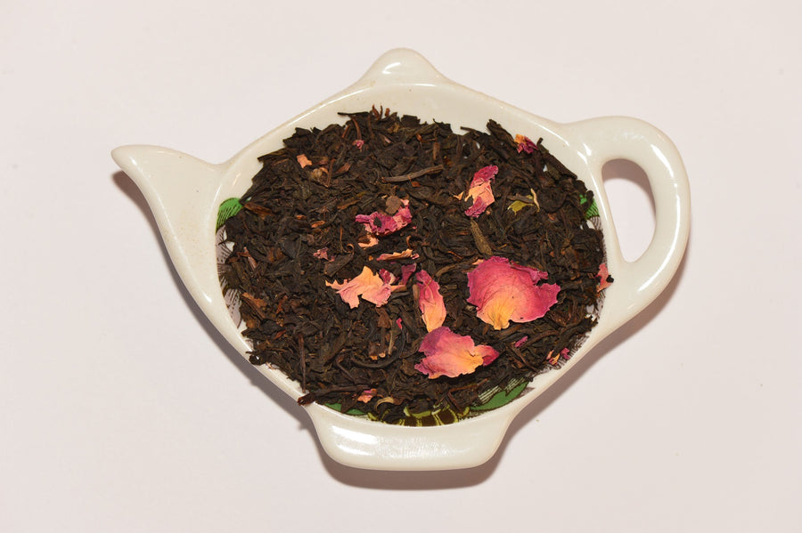 Black tea 'rozen'