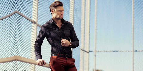 5 trousers every man should have in his wardrobe