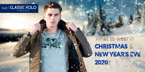 What to wear in Christmas and New Year's Eve 2020?
