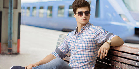 5 Ways to look hot in Slim Fit Shirt