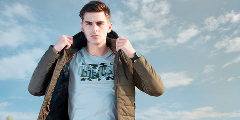 5 Ideas to look dashing in Graphic T-shirt