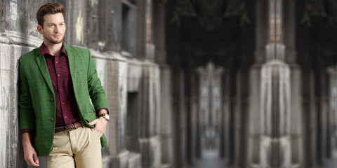 5 Style tips for Slim Fit Chinos.