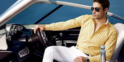 Best ways to style striped shirts