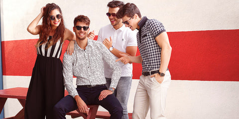 5 Tips to wear printed shirts to look classy