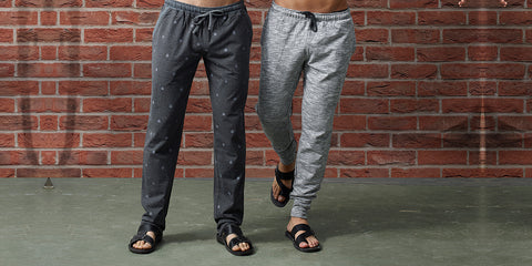 7 Different types of track pants