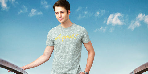 How to Look Great in a T-shirt?