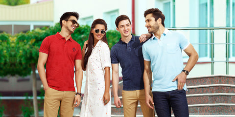 Men's Casual Style Mantra - Love Local, Go Local