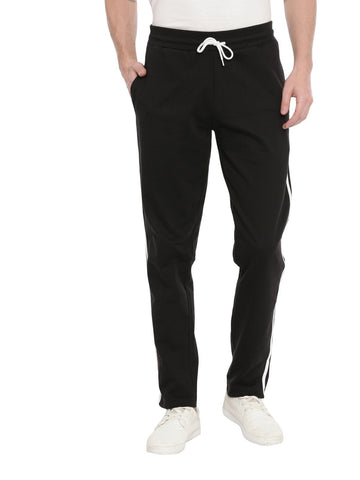 Classic Polo Black Full Lounge Wear