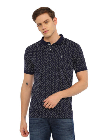 Classic polo Half Sleeve Collar Neck Fashion T-shirt