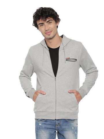 Swiss Club Mens  Solid Casual Wear Full Sleeve Slim Fit Sweat Shirt