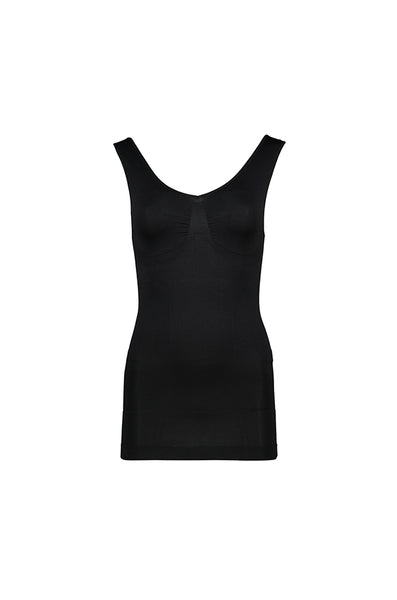 Azalea Shaper Built Up Cami _ 103227 _ Black