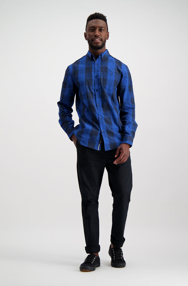 Vista  Shirt _ 111505 _ Blue