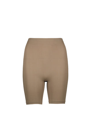 Clarion Seamfree Cycle Shorts _ 111730 _ Mocha