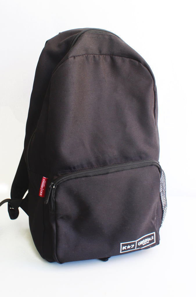 West Bross Backpack _ 112499 _ Black