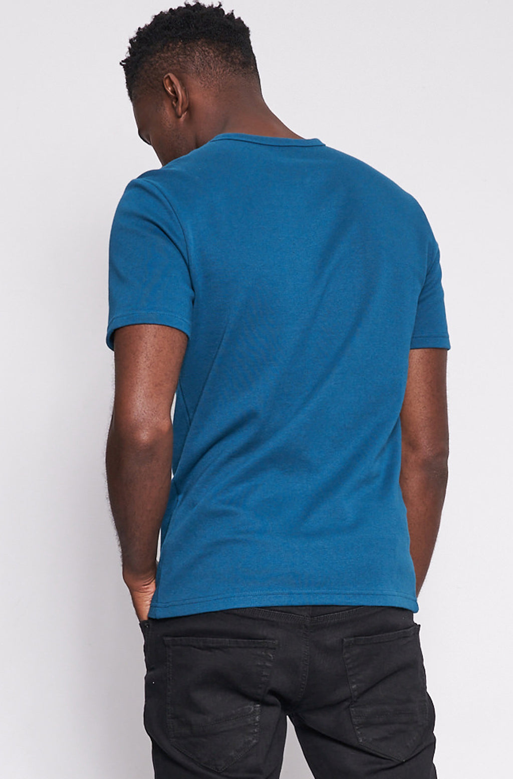 Lockwood Tee _ 113295 _ Teal