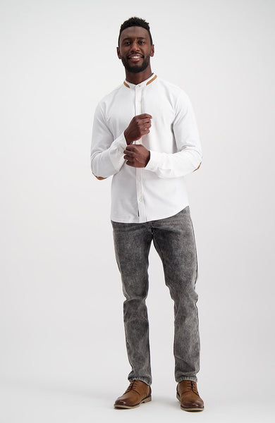 Allerton Shirt _ 113374 _ White