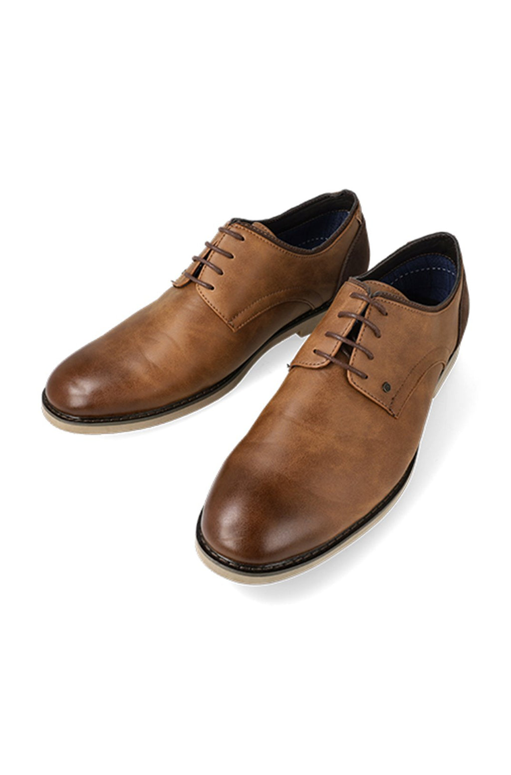 Aire Smart Casual Lace Up _ 113908 _ Tan