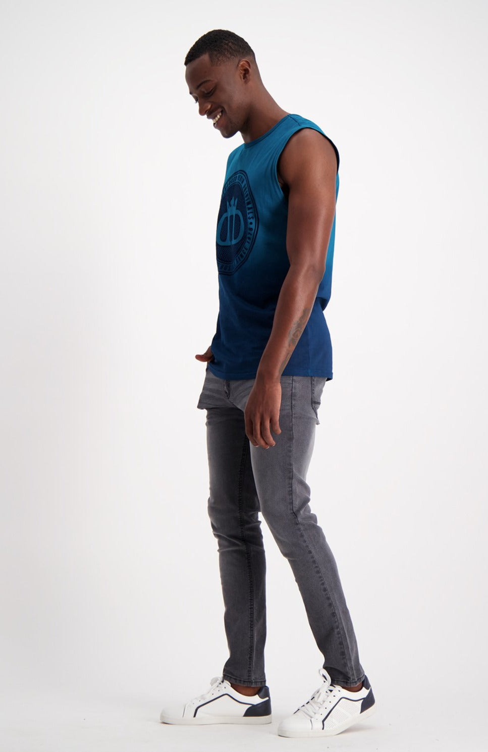 Ironwood  Vest _ 115176 _ Blue