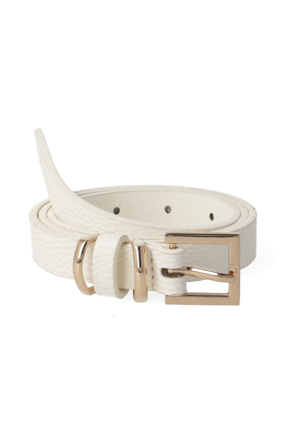 Heather 2 Pack Skinny Belts _ 115840 _ Multi