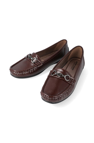 Georgia Pc Driver Moccasin _ 116365 _ Burgundy
