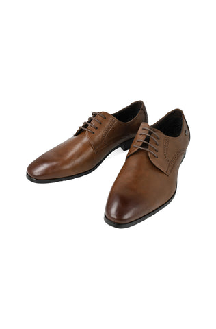 Agustus Lace Up Formal Shoes _ 116466 _ Brown