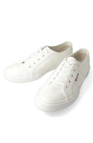 Cory Pu Lace Up Sneaker _ 116544 _ White