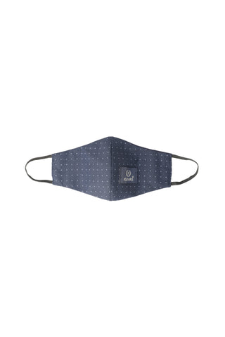 Angelo Spot Face Mask _ 116901 _ Navy