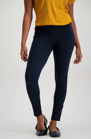 Monroe Legging _ 117521 _ Navy