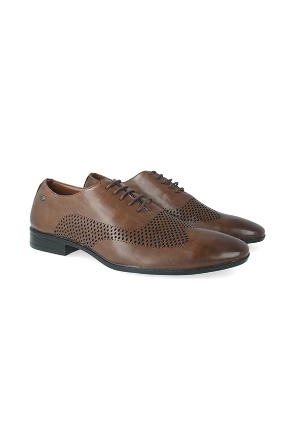 Bryce Formal Shoe _ 117734 _ Tan