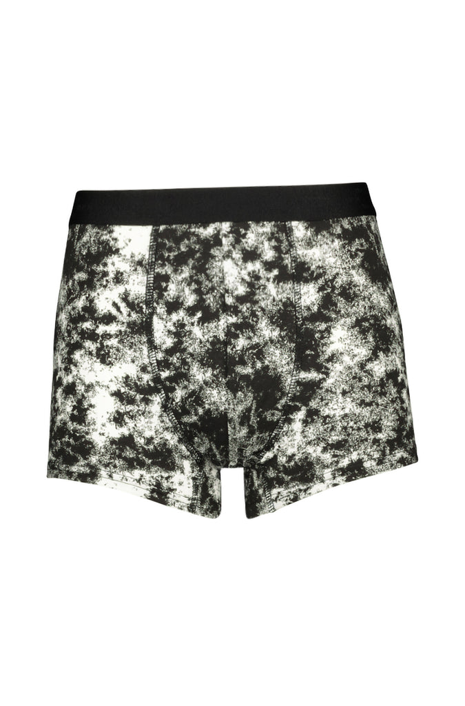 Tie Dye Knitted Trunks _ 118196 _ Black