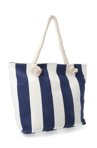 Teegan Shopper Handbag _ 118376 _ Navy