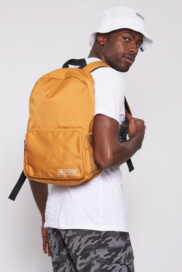 West Bross Backpack _ 118450 _ Mustard