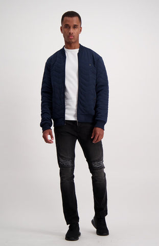 Grove Jacket _ 119253 _ Navy