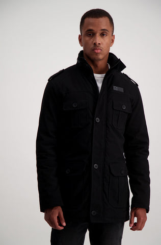 Bristol Jacket _ 119256 _ Black