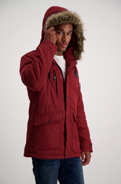 Ironwood Jacket _ 119260 _ Red