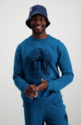 Cardinal Crew Sweat _ 119306 _ Teal