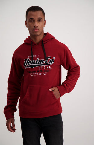 Willowbrook Hoodie _ 119336 _ Red