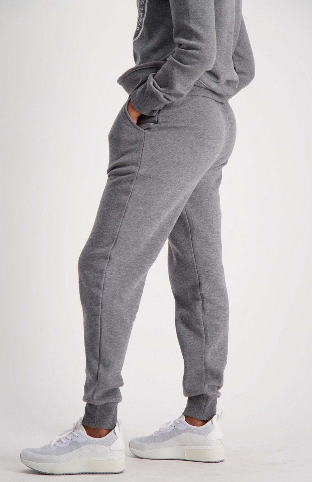 South Side Jogger _ 119438 _ Charcoal Mel