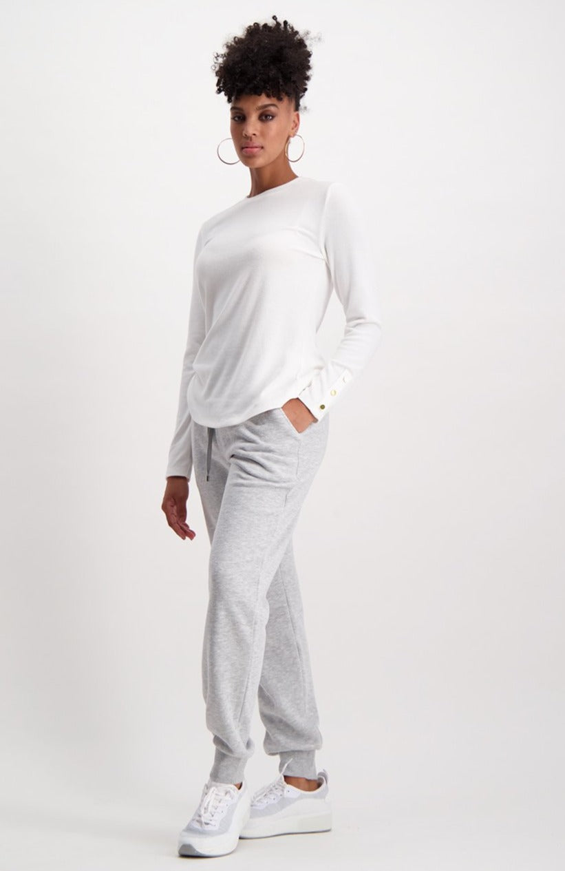 South Side Jogger _ 119443 _ Grey Mel