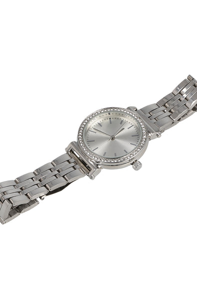 Taylor Silver Watch _ 119497 _ Silver