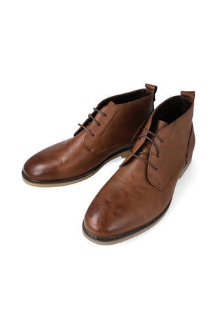 Allis Crepe Sole Boot _ 119742 _ Brown