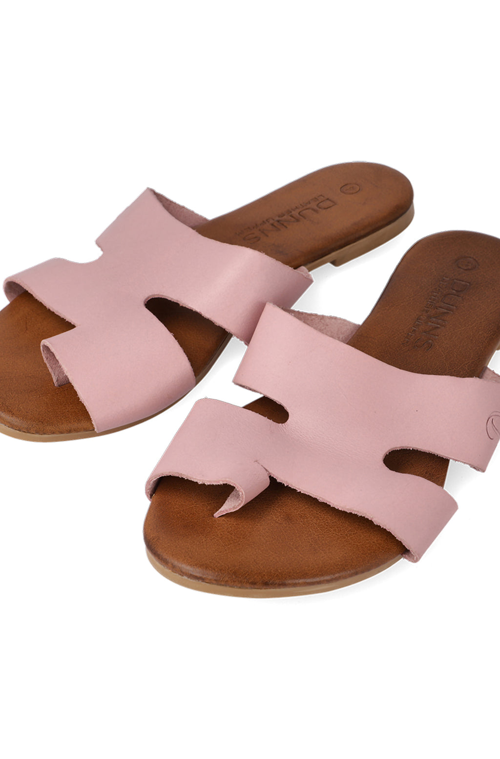 Ethell Leather Sandal _ 119851 _ Pink